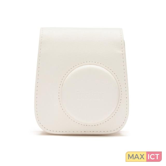 Fujifilm 1012736. Type etui: Compacte behuizing, Merkcompatibiliteit: Fujifilm, Compatibiliteit: Instax Mini 11, Schouderband, Kleur van het product: Wit