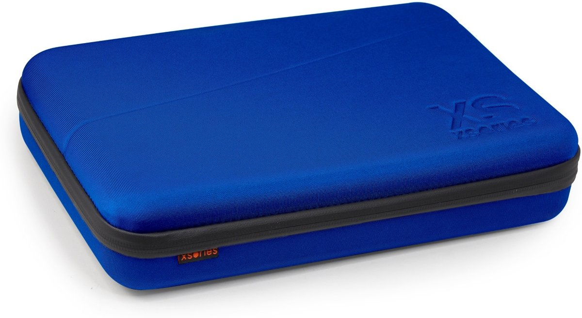 Capxule Large Soft Case Oranje