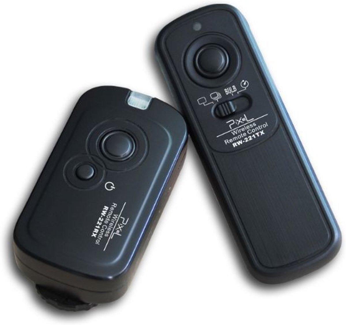 Pixel Draadloze Afstandsbediening RW-221/DC0 Oppilas voor Nikon