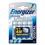 ultimate lithium AA 1,5V 4-Pak