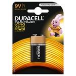 9V Blok Duracell Plus Batterij