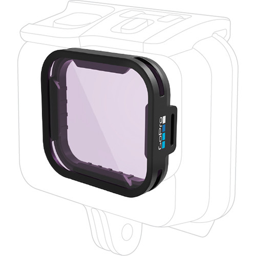 Green Water Dive Filter for Super Suit (Magenta)