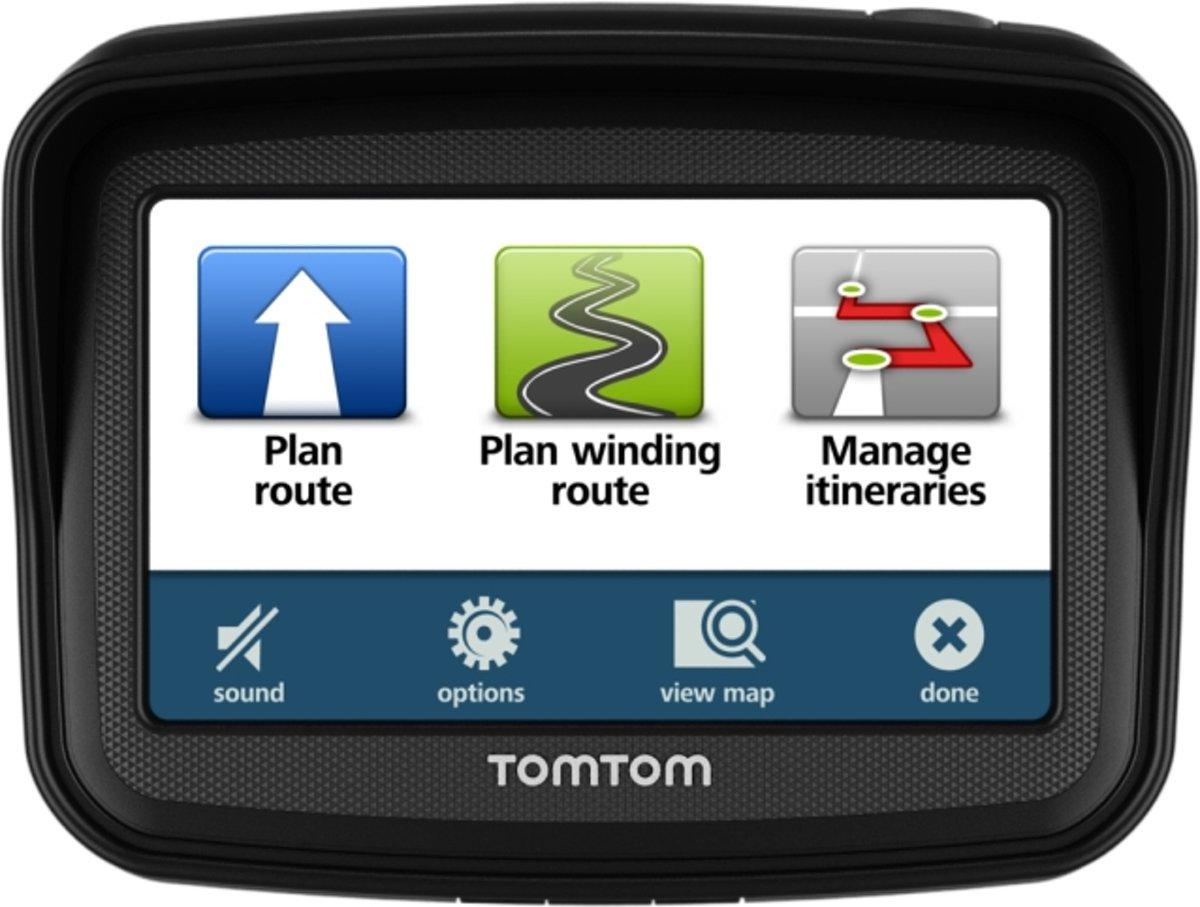 TomTom Rider - Europa - Premium Pack