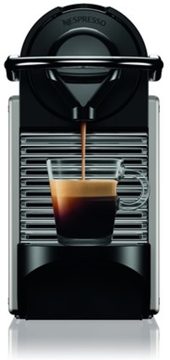 Krups Nespresso Pixie Aanrechtblad Espressomachine 0,7 l