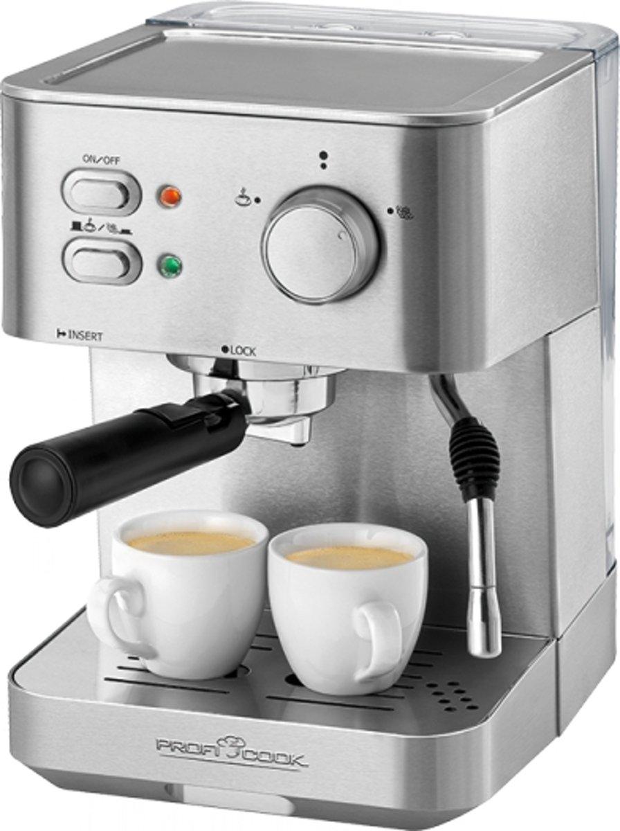 Proficook espresso apparaat pc es 1109