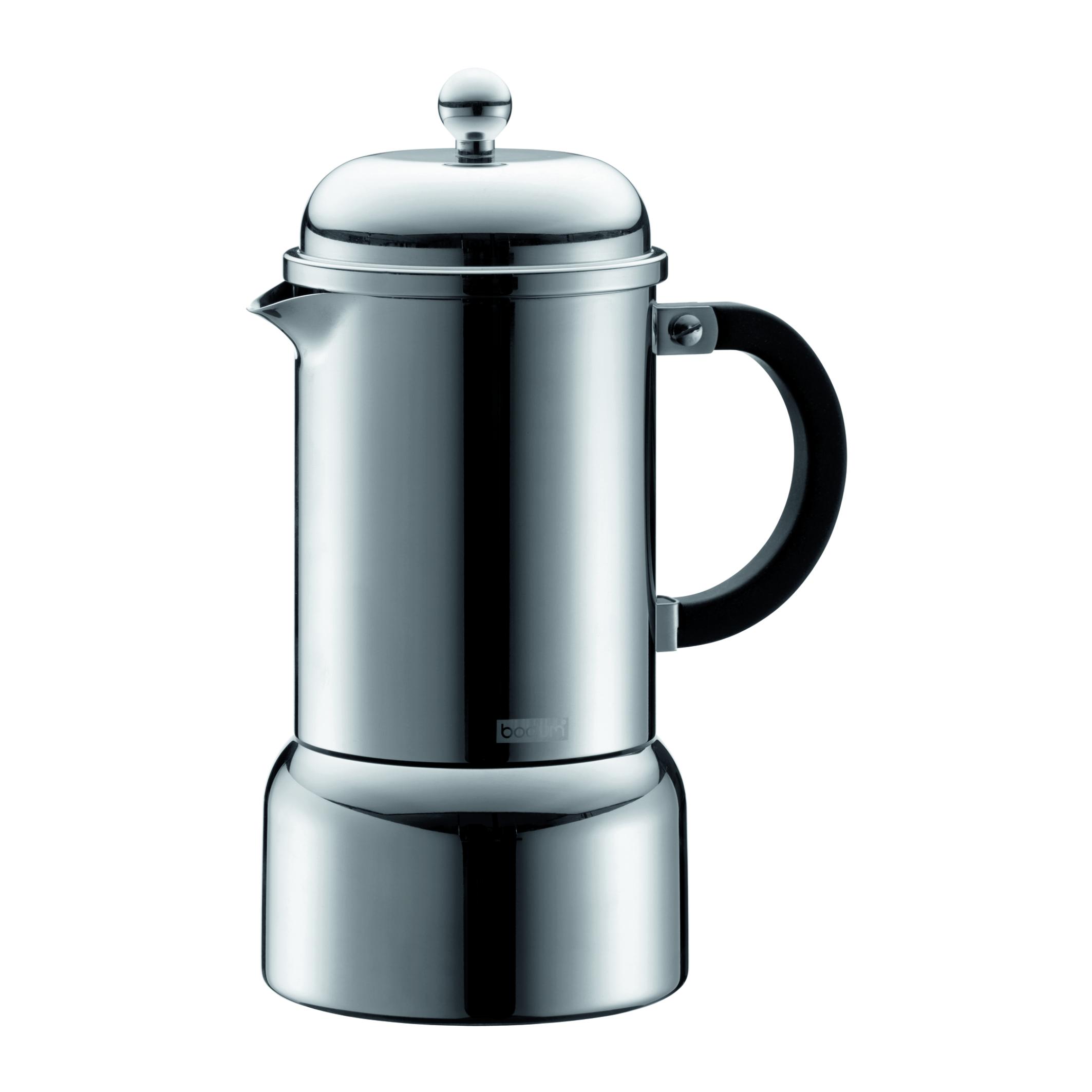 Bodum Espressomaker Chambord RVS 6 Kops