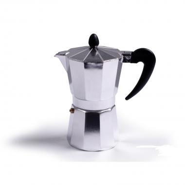 Cafeti??re 6-kops - aluminium