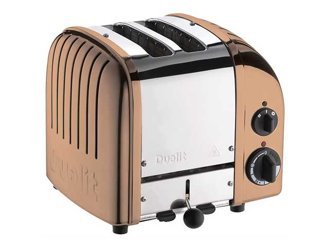 Toaster D27390 NewGen Copper