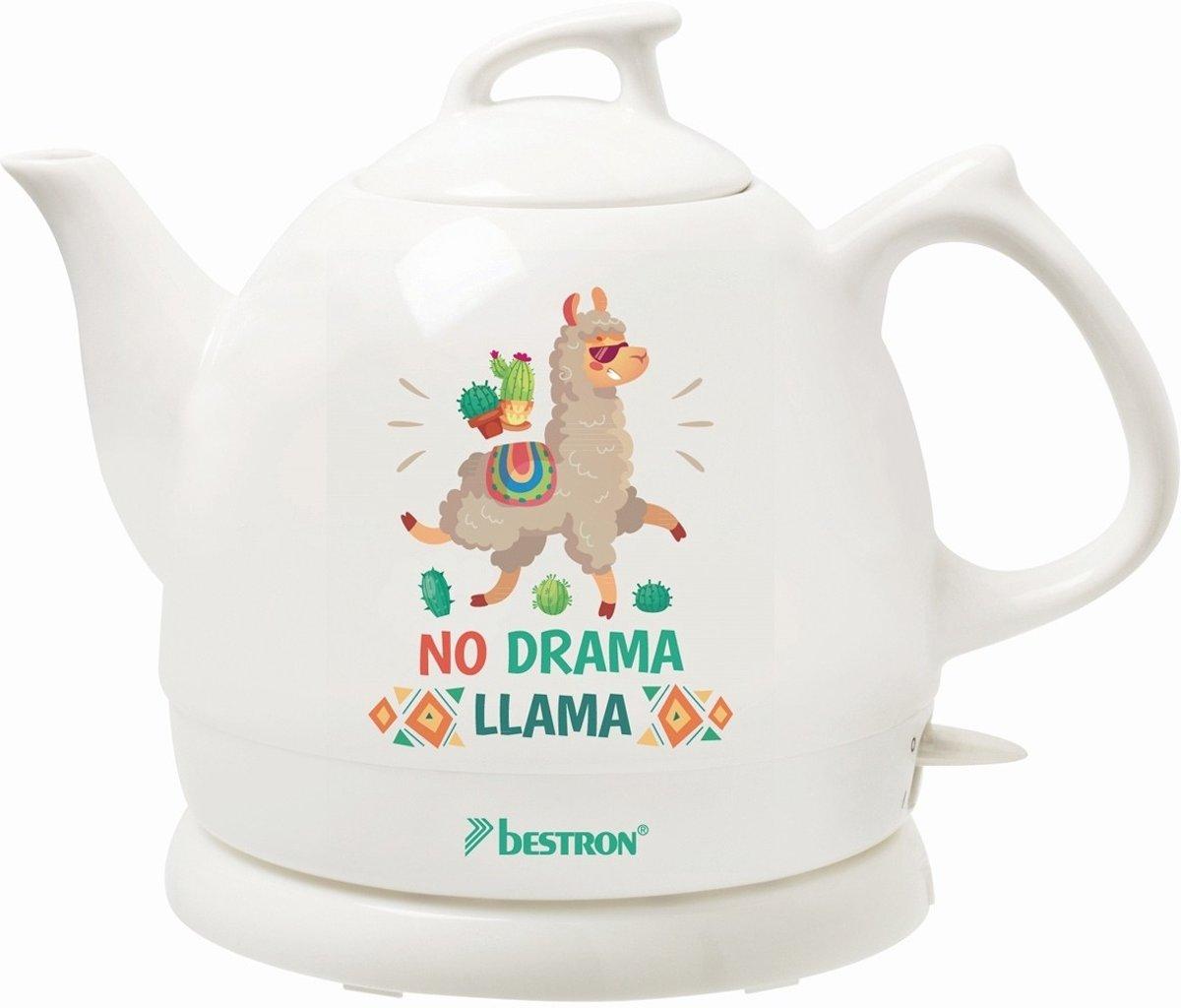 Waterkoker No Drama Llama  0.8Ltr DTP800DL No Drama Lama
