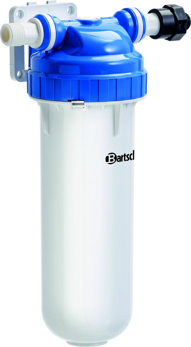 Waterfiltersysteem voor koffiemachines