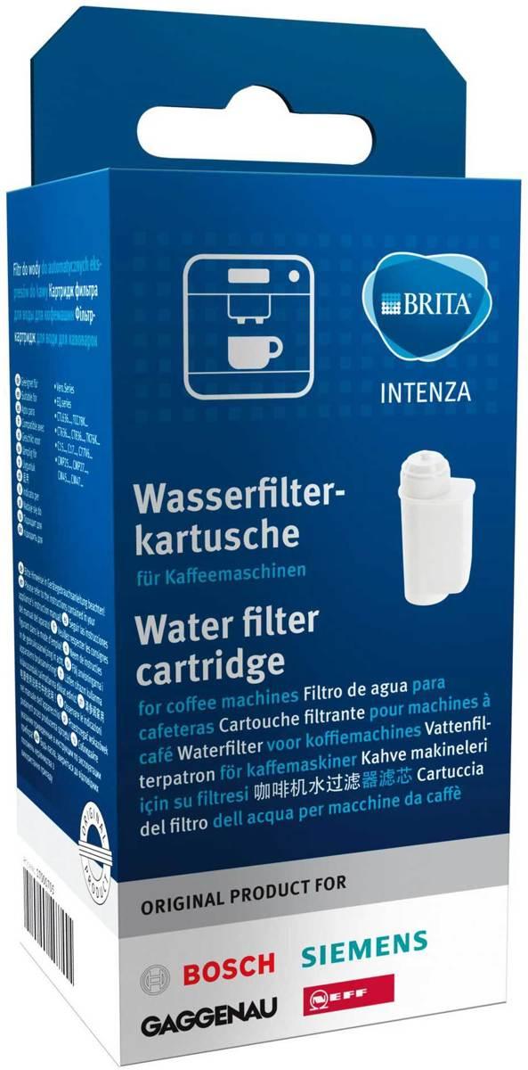 Bosch waterfiltercartridge Brita Intenza wit