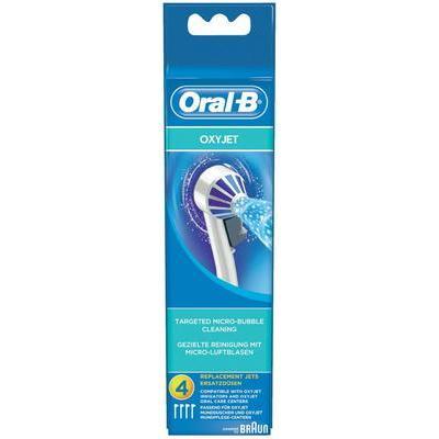 Spuitkop voor monddouche Oral-B OxyJet 4 stuks Wit