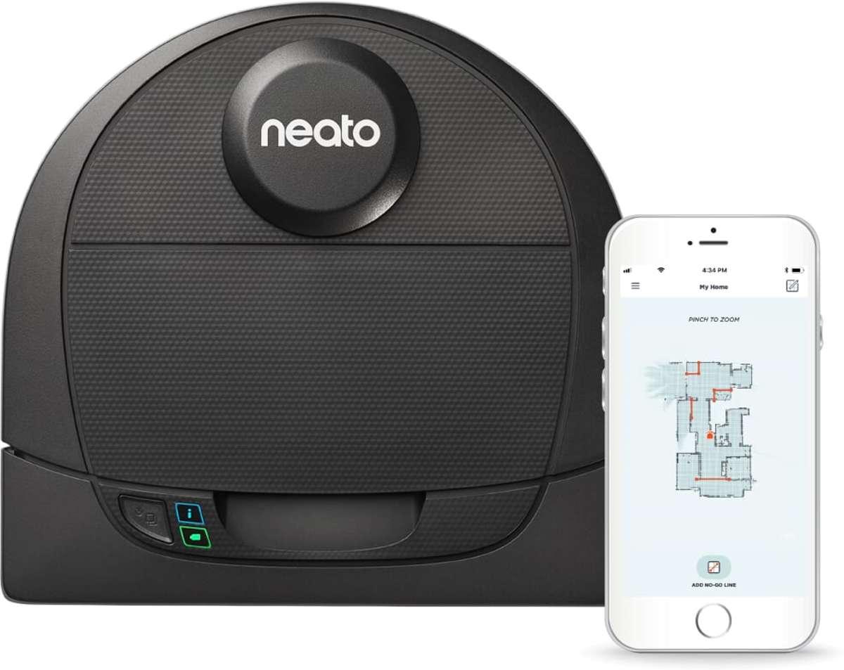 Neato Botvac D4 Connected - Robotstofzuiger