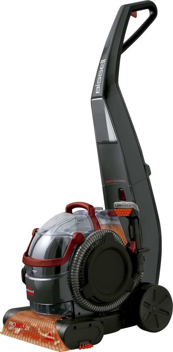 BISSELL 2072N - ProHeat 2x Lift Off - 2-in- Tapijtreiniger en vlekkenreiniger