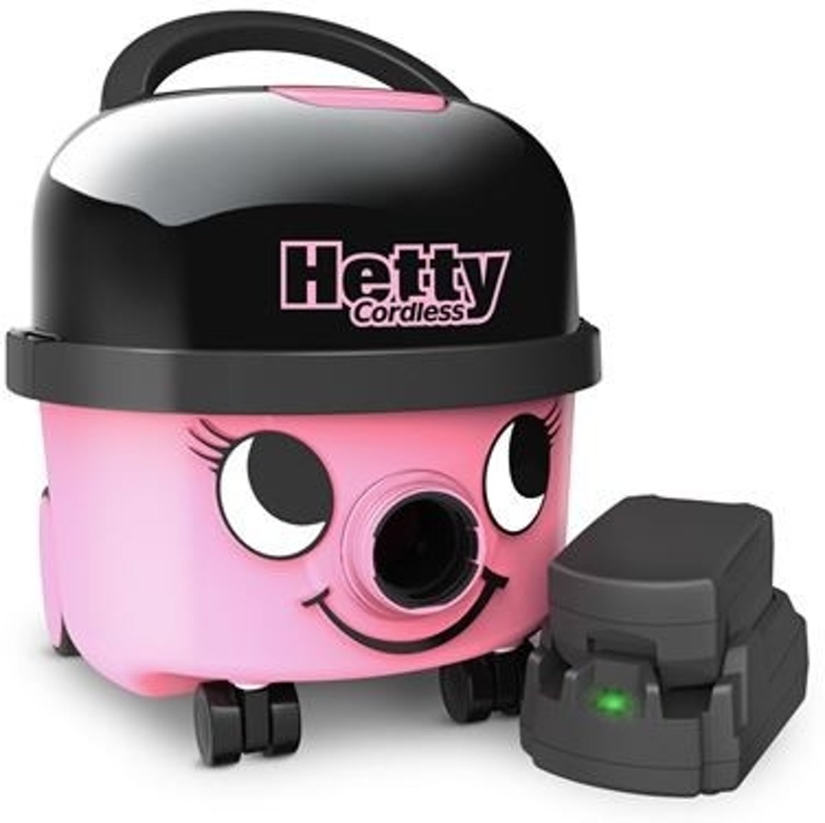 Numatic stofzuiger Hetty Cordless HEB-160 paars