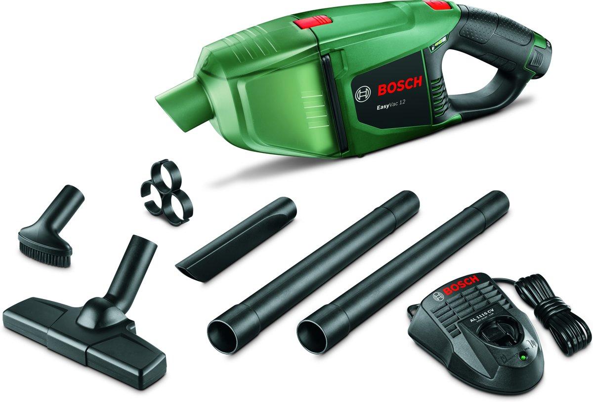Bosch Home and Garden EasyVac 12 Accu-handstofzuiger 12 V