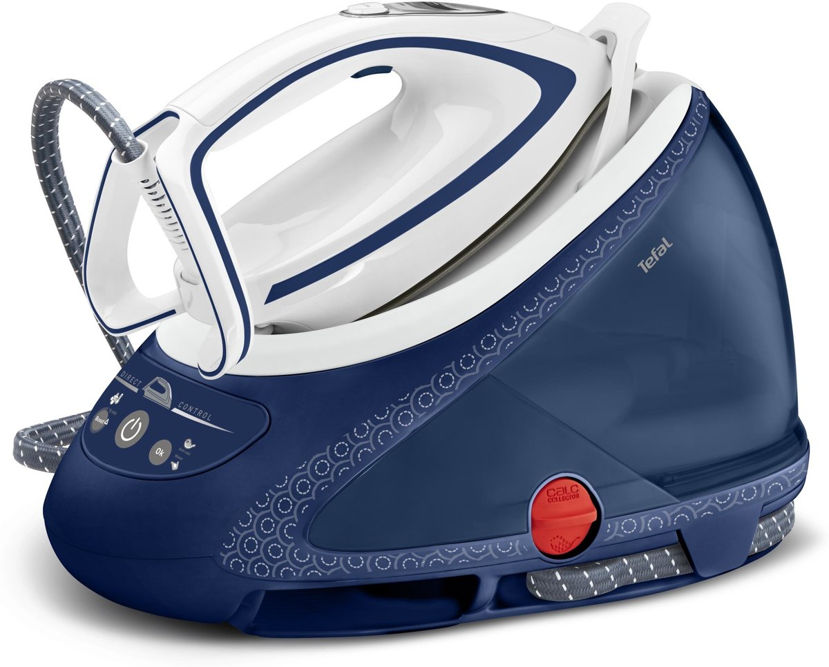 Tefal Pro Express Ultimate Care GV9580 - Stoomgenerator