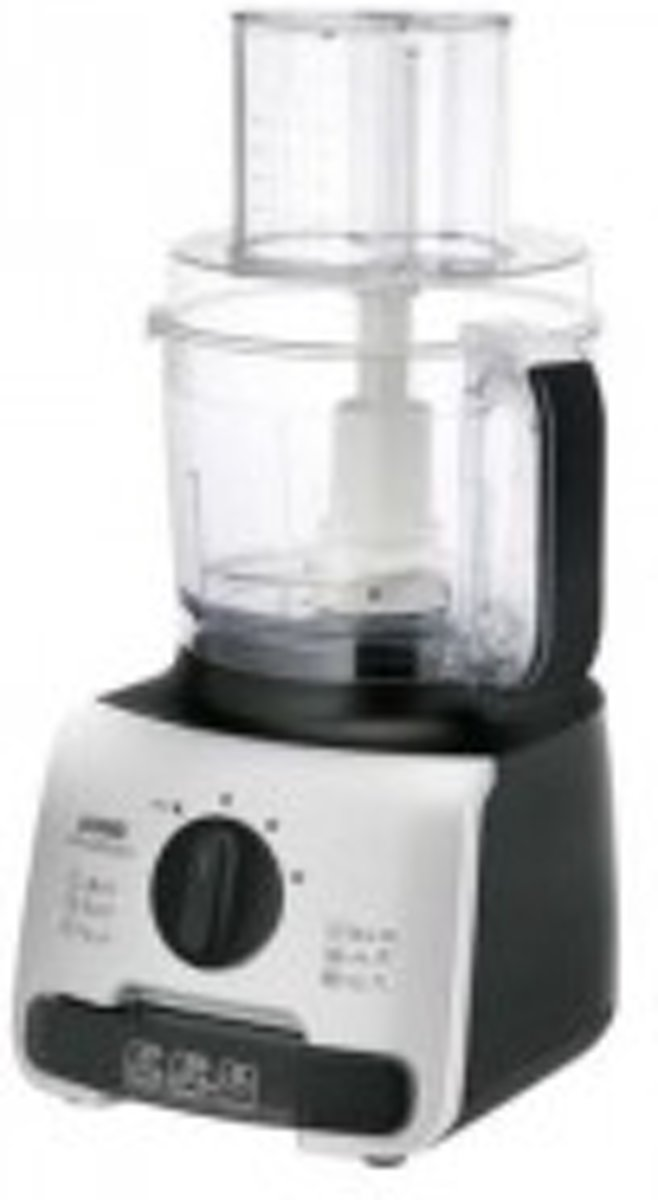 SEB Vitacompact DO6268 - Foodprocessor