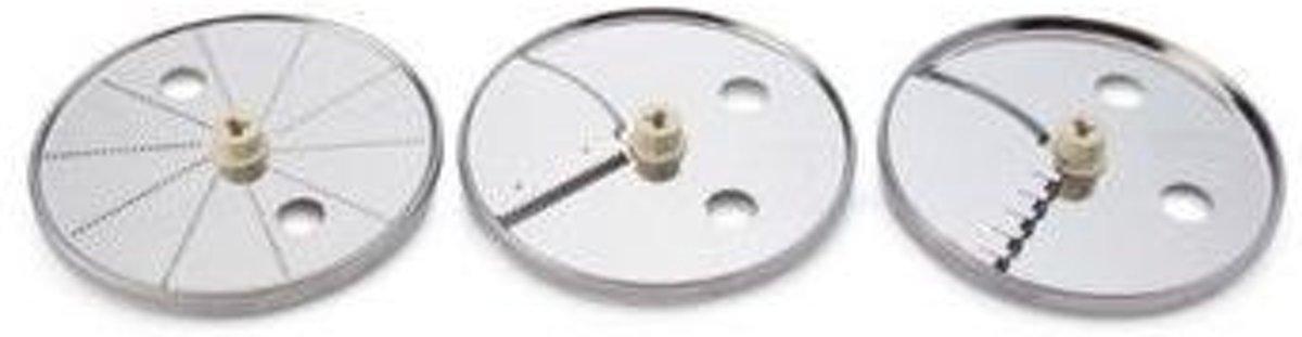 Cuisinart Schijvenset DISC12E - Accessoire voor Cuisinart Foodprocessor