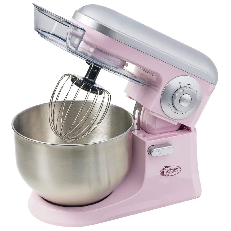 Bestron Keukenmachine Akm1200sdp 1200 W Roze