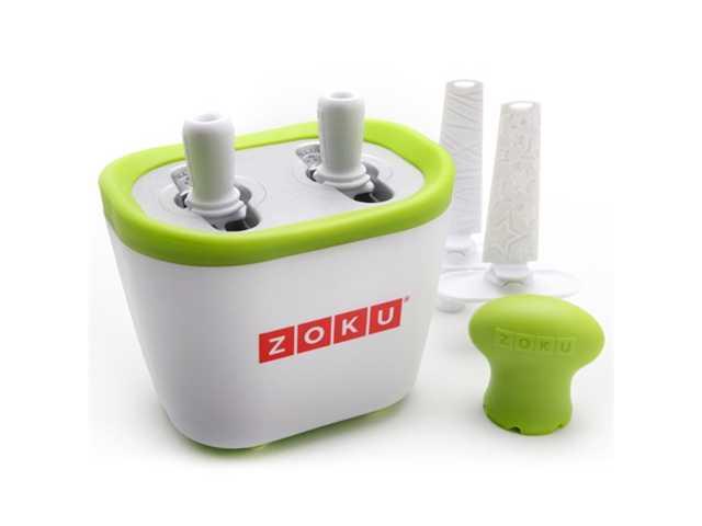 Zoku Quick Pop IJsmaker Duo