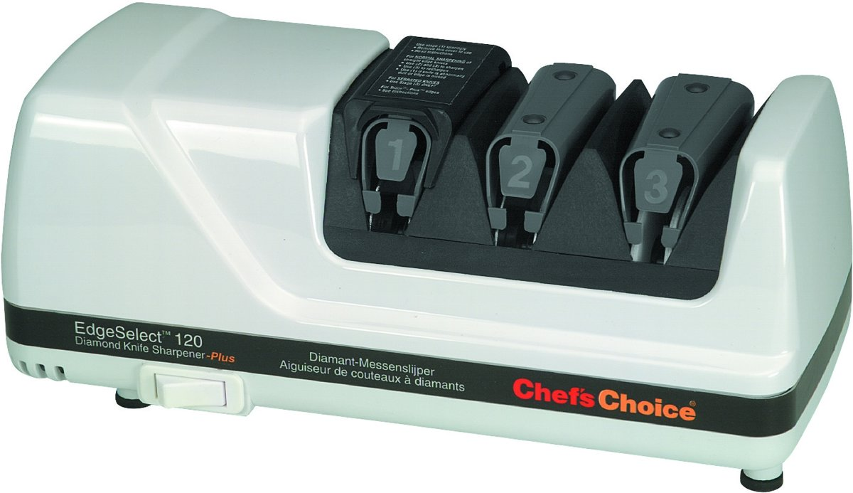 Chef'sChoice EdgeSelect Professional - Messenslijpmachine