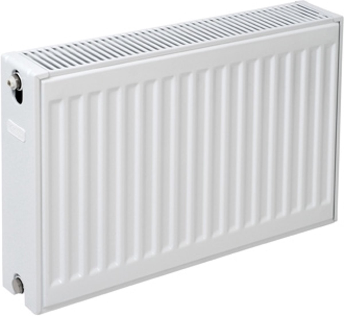 Plieger paneelradiator compact type 22 500x800mm 1219W wit