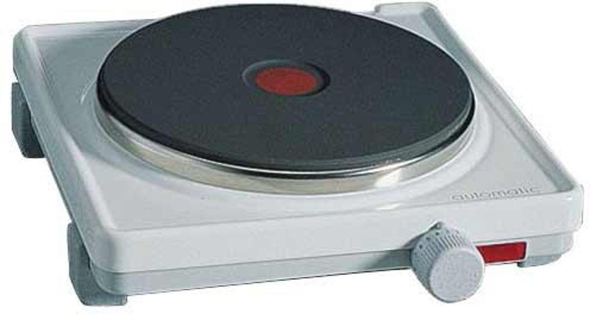 Komfoor AK2080 Elektrische kookplaat, 1-pits - Rommelsbacher