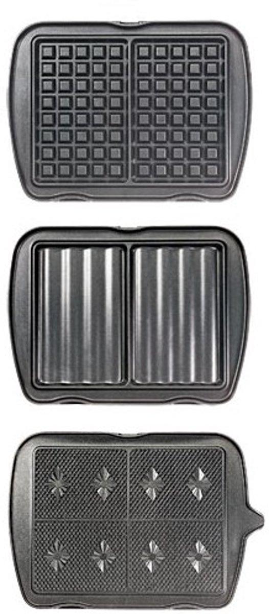 LAGRANGE 010422 Aluminium wafelijzer accessoire
