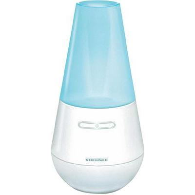 Aroma-luchtverfrisser met ultrasoon 10 W Soehnle Valencia Wit