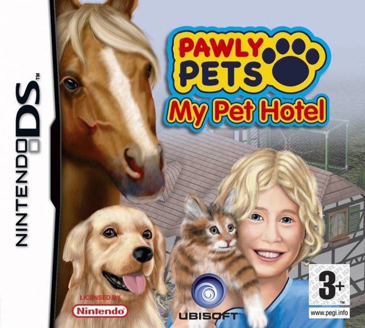 Pawly Pets My Pet Hotel