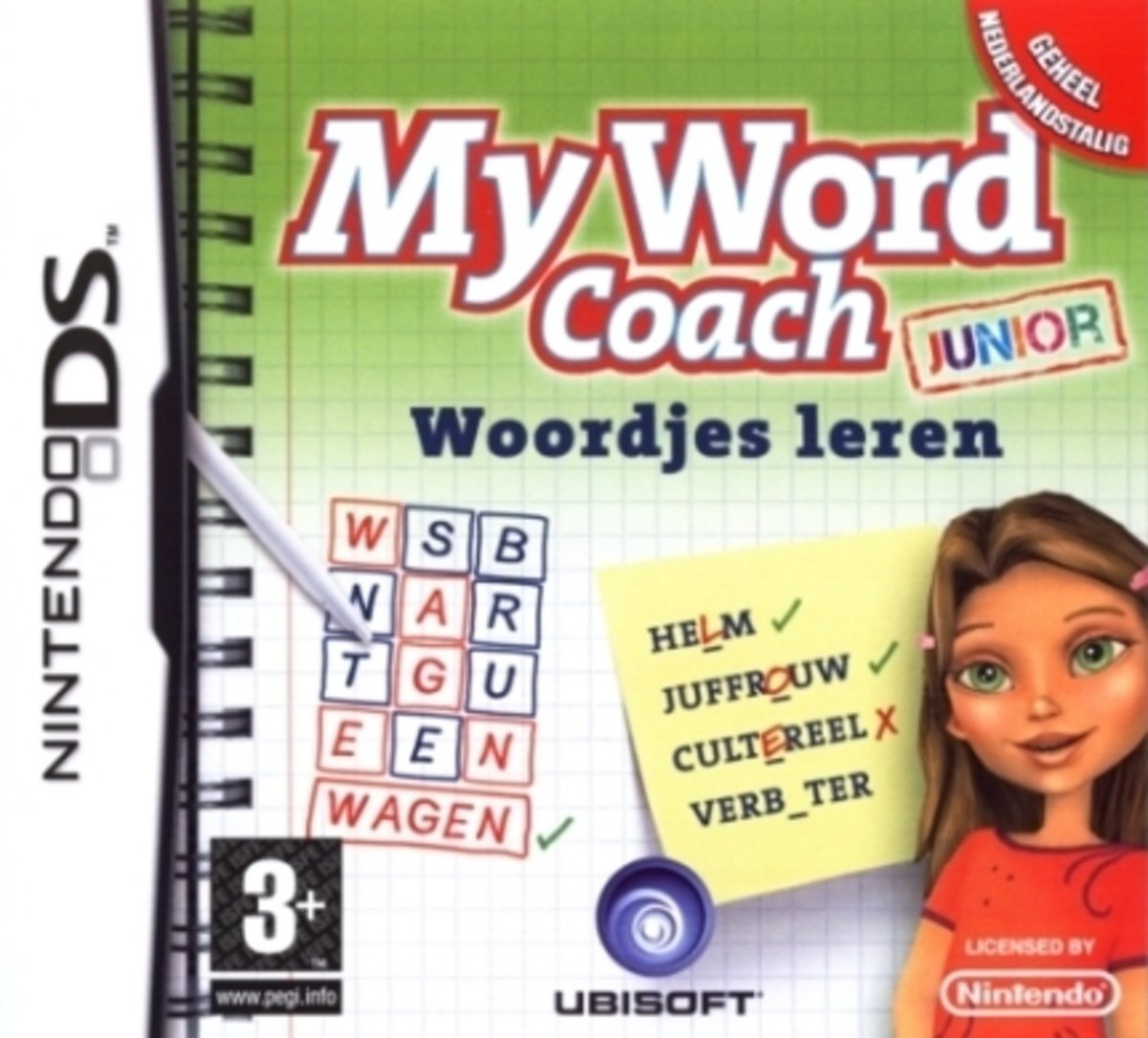 My Word Coach Junior Woordjes Leren