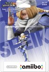 Nintendo Amiibo Smash Sheik speelfiguur