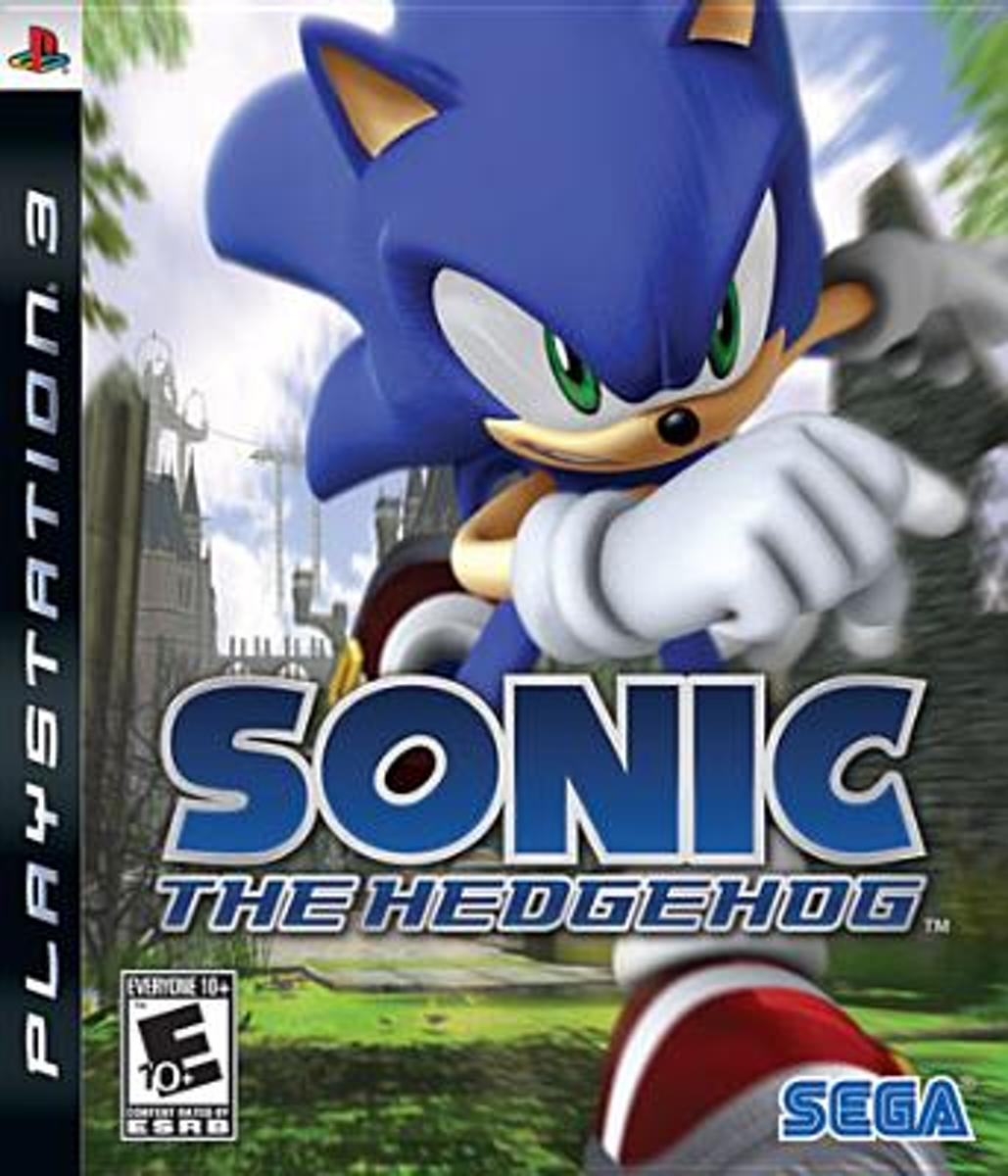 Sonic the Hedgehog - PS3 (US)