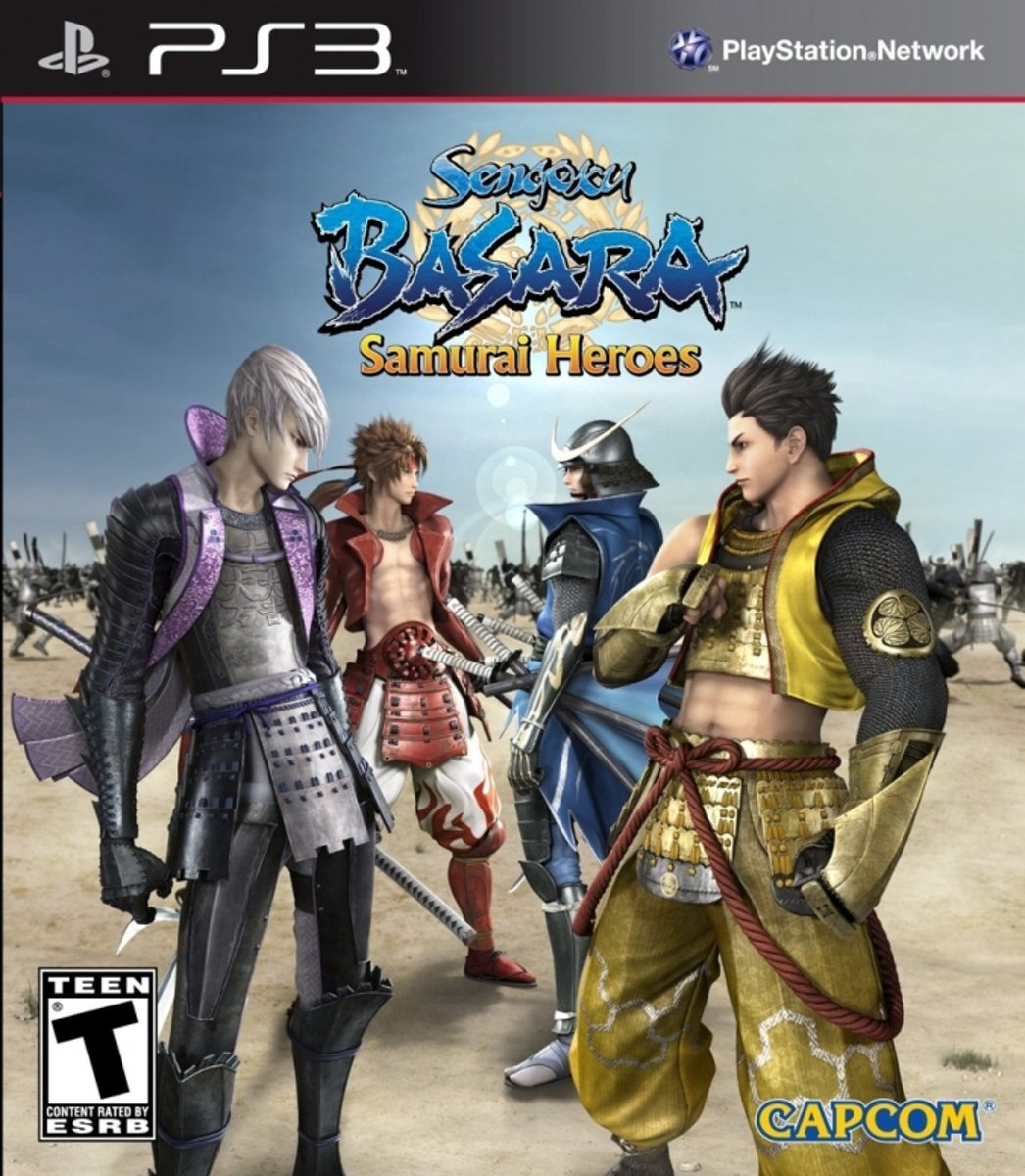Sengoku Basara: Samurai Heroes (#) /PS3