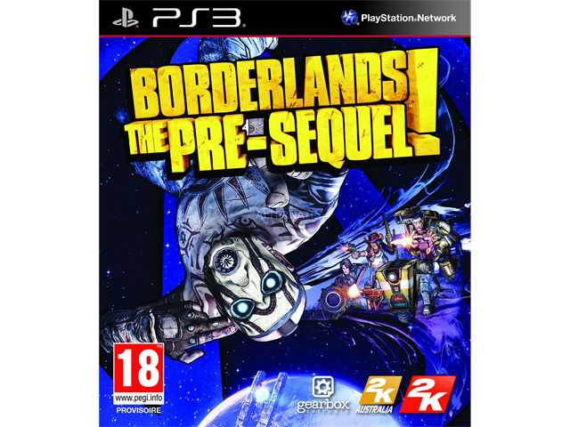 Borderlands - The Pre Sequel