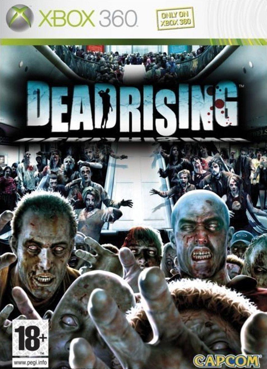 Capcom Dead Rising, Xbox 360,