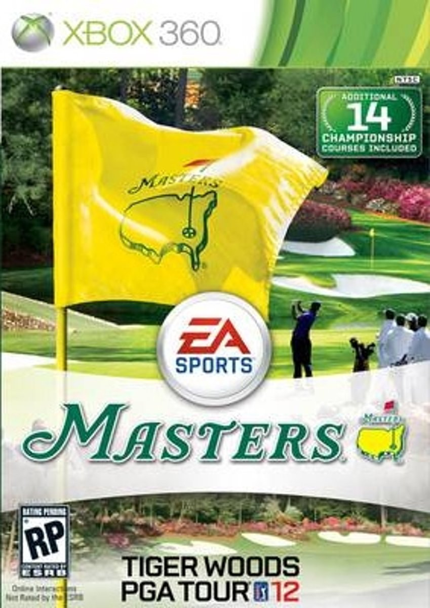 Electronic Arts Tiger Woods PGA TOUR 12: The Masters Xbox 360 video-game