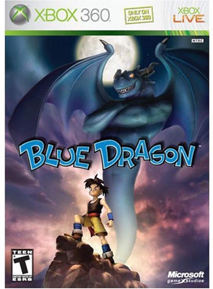 505 Games Blue Dragon, Xbox 360 Xbox 360 Engels video-game