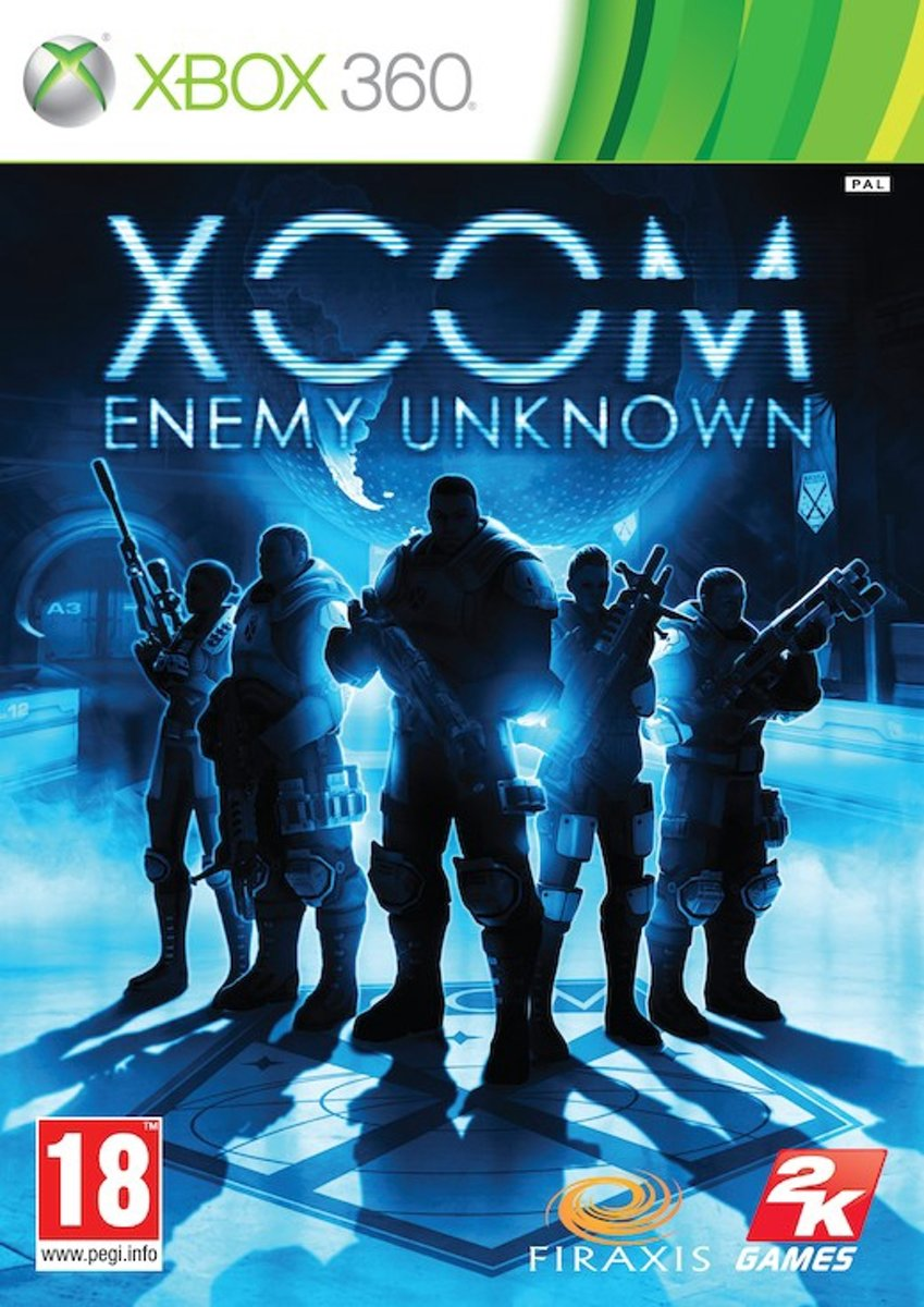 Xcom Enemy Unknown /X360