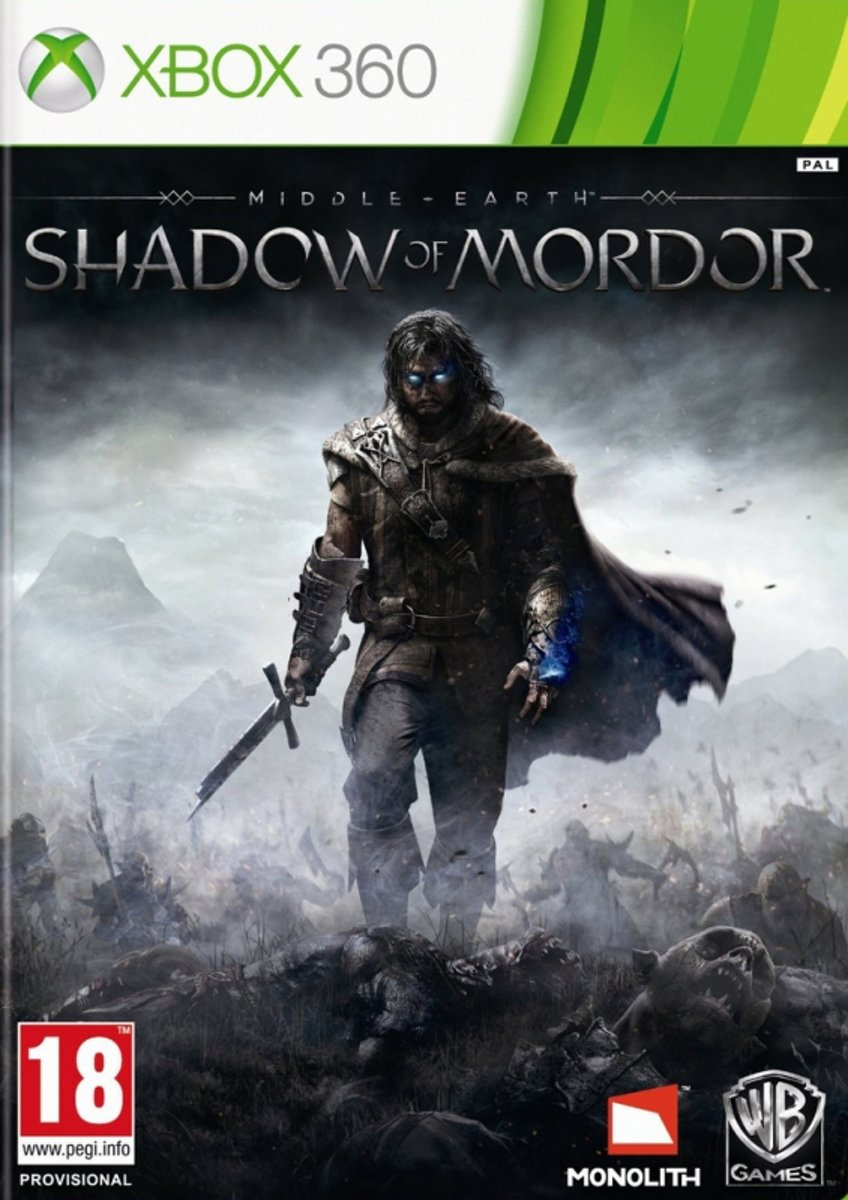 Middle-earth: Shadow of Mordor /X360