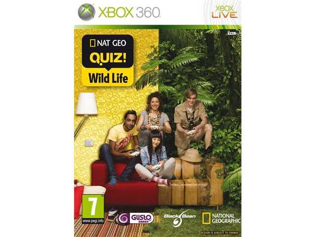 National Geographics Quiz! Wild Life