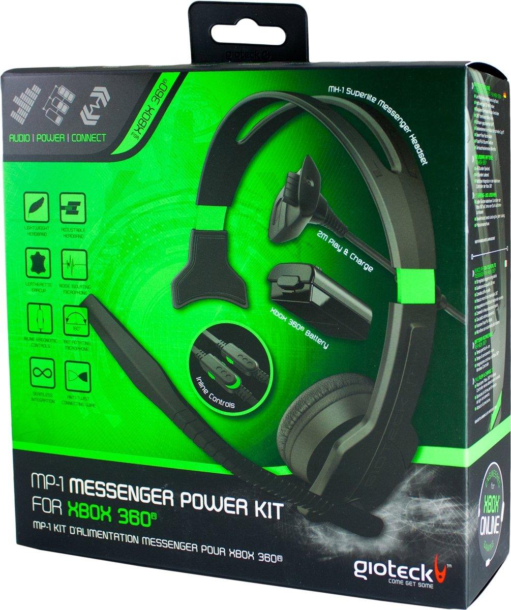Gioteck MP-1 Messenger Power Kit