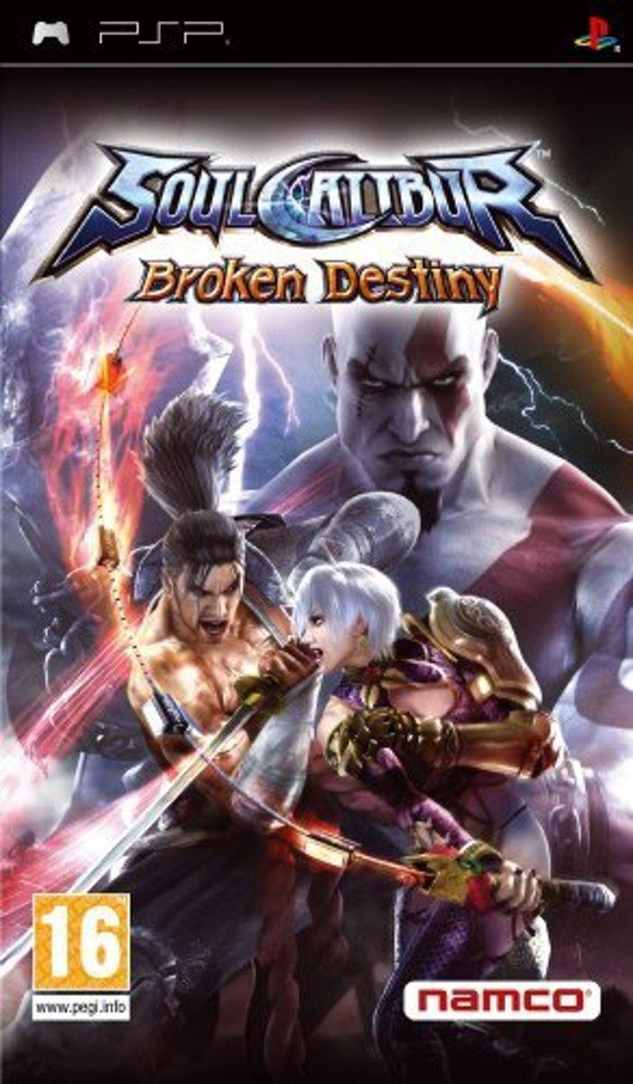 Soul Calibur Broken Destiny