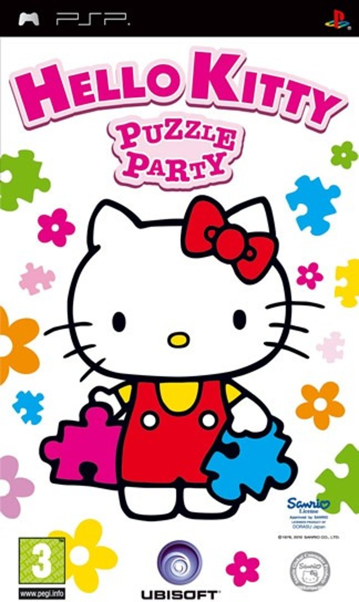 Hello Kitty Puzzle Party (essentials)