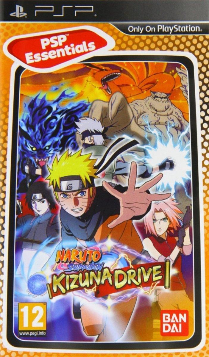 Naruto Shippuden Kizuna Drive (essentials)