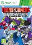 Transformers, Devastation Xbox 360