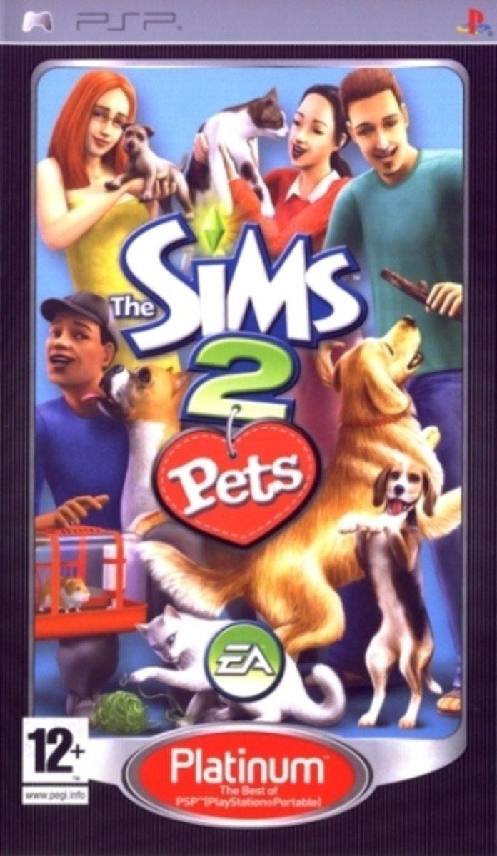 De Sims 2 Huisdieren (platinum)