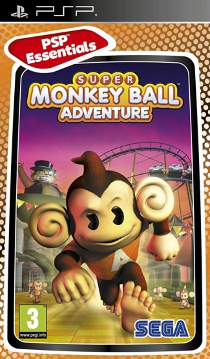 Super Monkey Ball Adventure (essentials)
