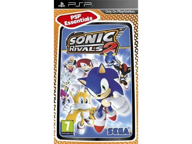 Sonic Rivals 2 (Essentials